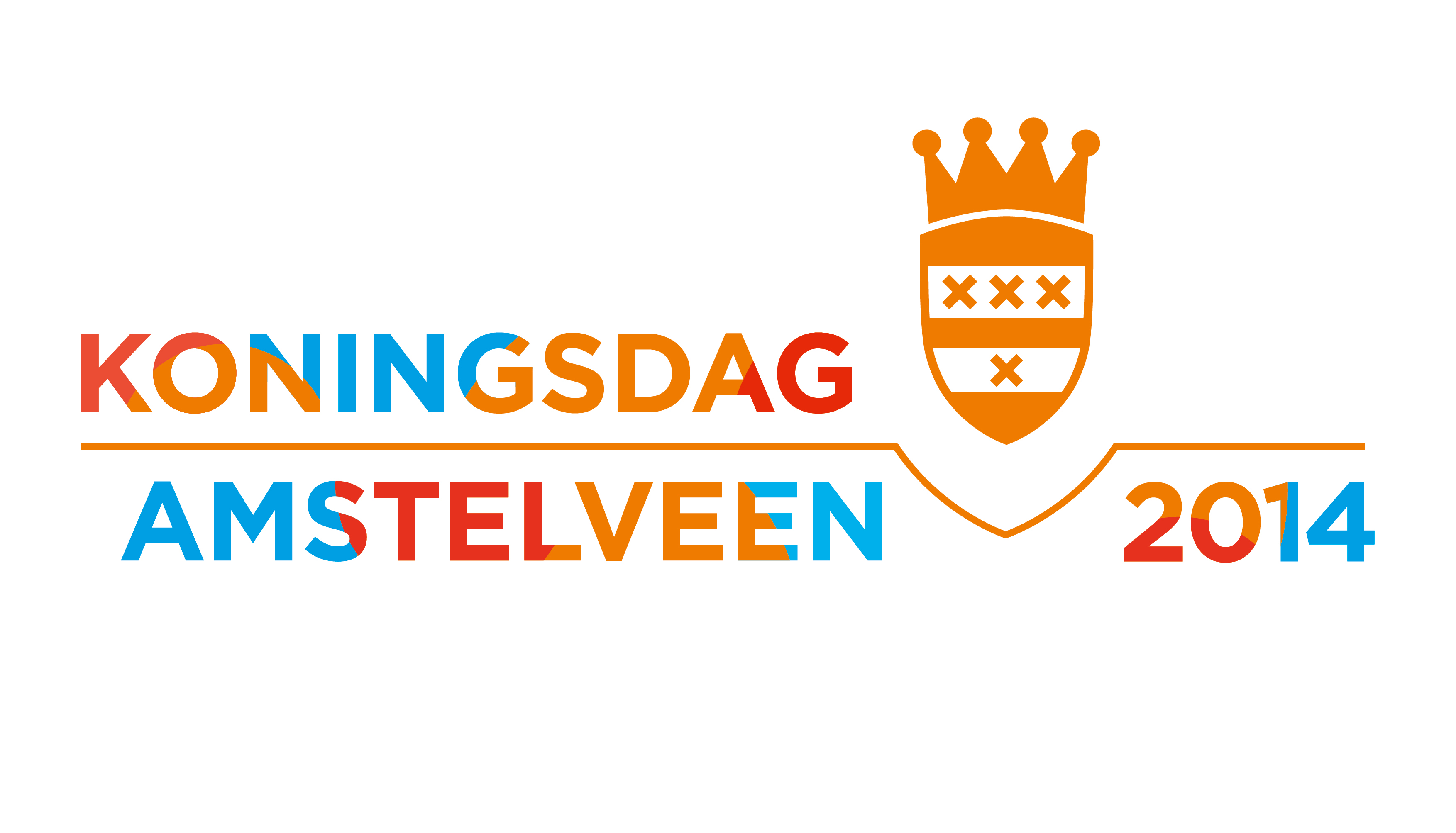 logo koningsdag 2014